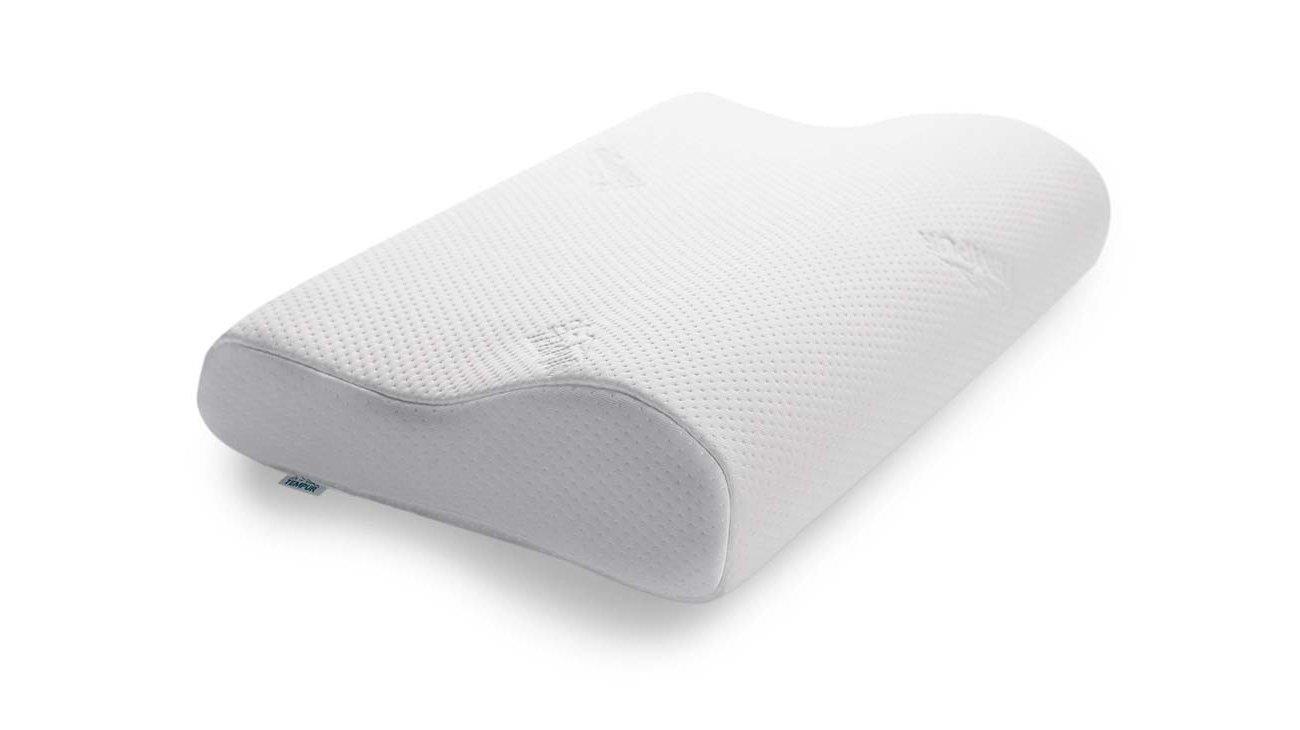 tempur original pillow designed for side sleepers