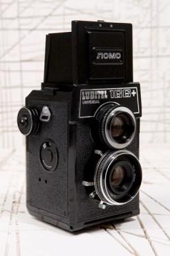 Lomography - Appareil photo Lubitel 166+