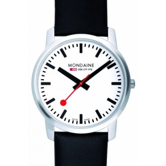 montre-mondaine-ultra-fine-blanche-41mm