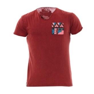 T-shirt Wushu vin (17€ au lieu de 44.90€)