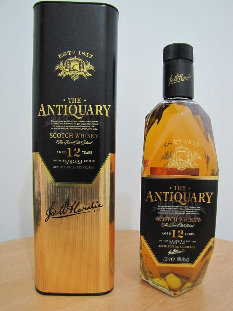 whisky the antiquary