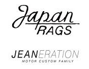 logo jeaneration par japan rags