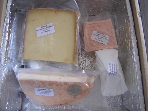 box les nouveaux fromagers