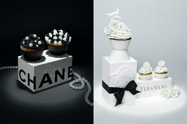 cupcake chanel et vera wang