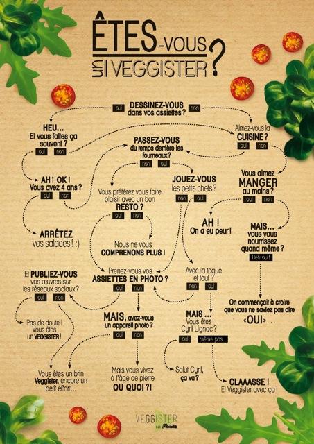 Infographie veggister
