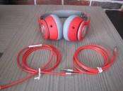 Le casque ix1 et ses deux cables - MTX Audio