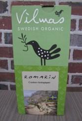 crackers Romarin