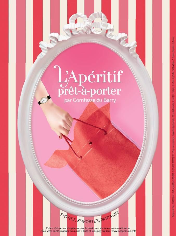 it-bag aperitif comtesse du barry