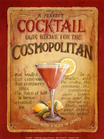 affiche Cosmopolitan