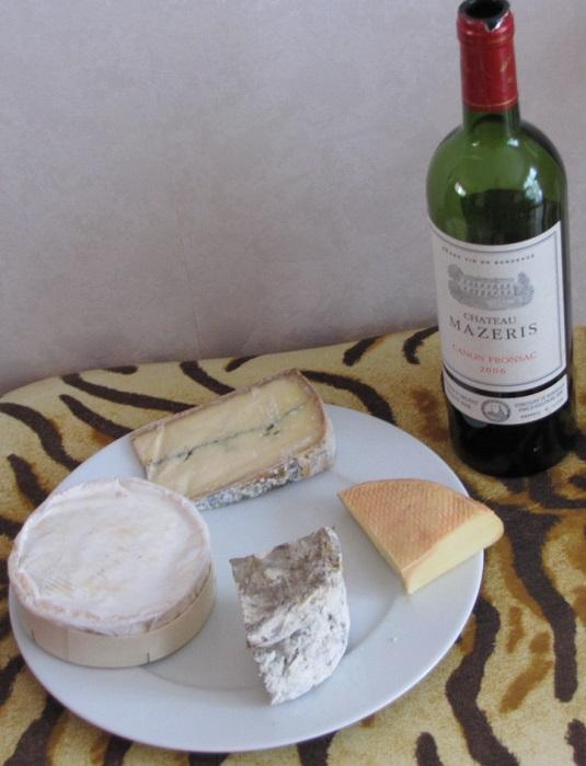 plateau fromages la boite du fromager