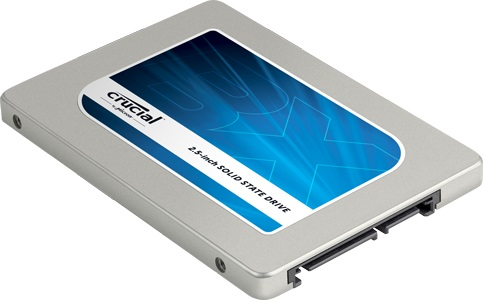 SSD Crucial BX100