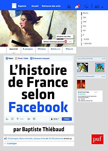 histoire selon facebook
