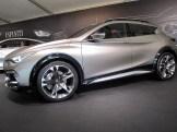 QX30 Concept infiniti