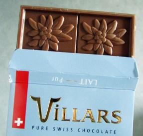 chocolat suisse villars