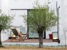 terrasse appartement ecorkhotel