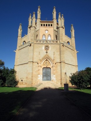 chapelle gran cristina