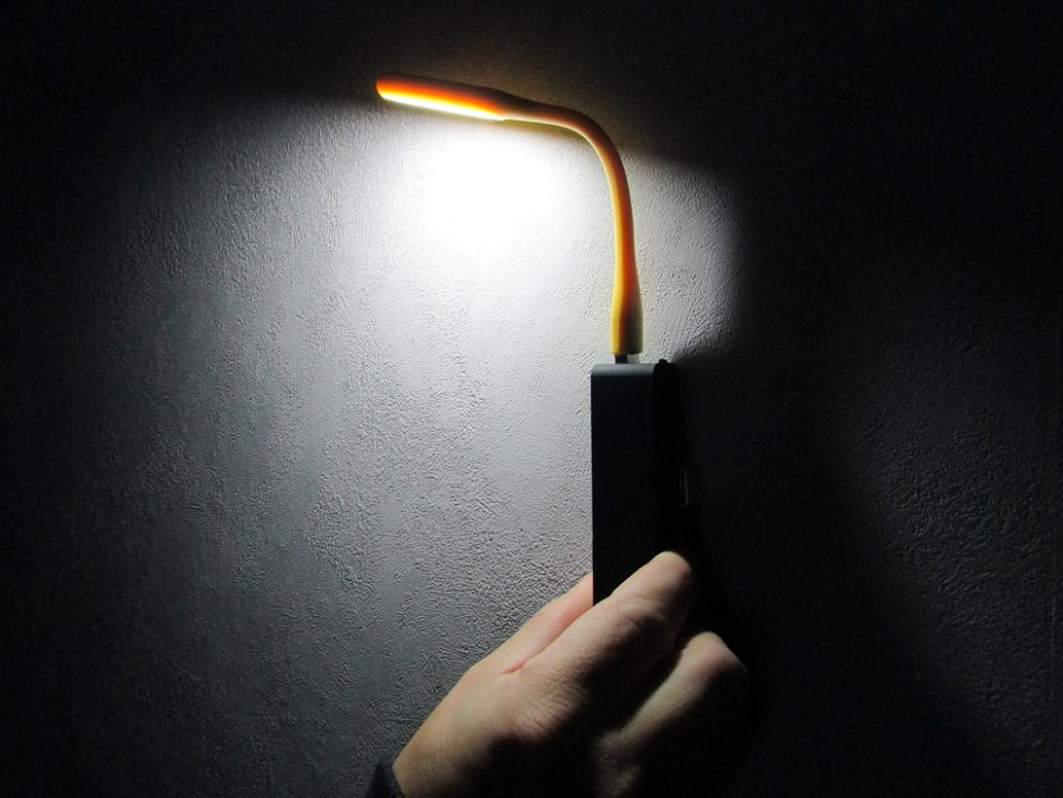lampe led usb