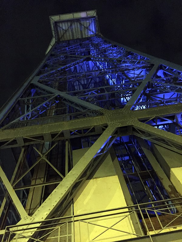 torre alta mar