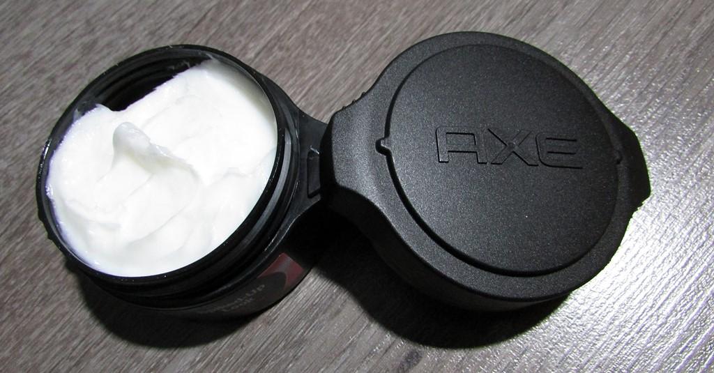 Axe spiked-up look fibre gum