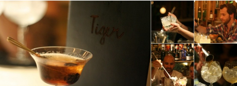 tiger bar a gin paris