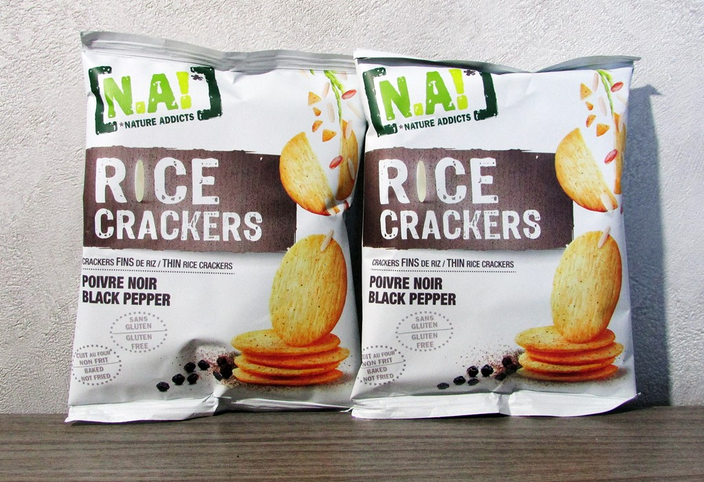 rice crackers NA