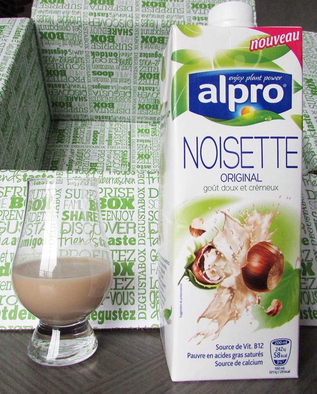 alpro noisette