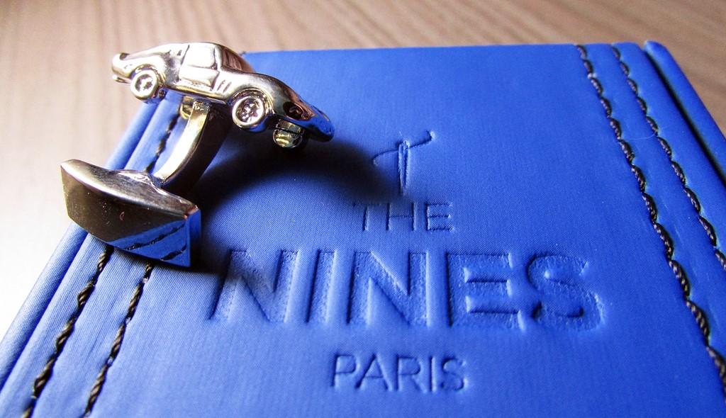boutons de manchettes the nines