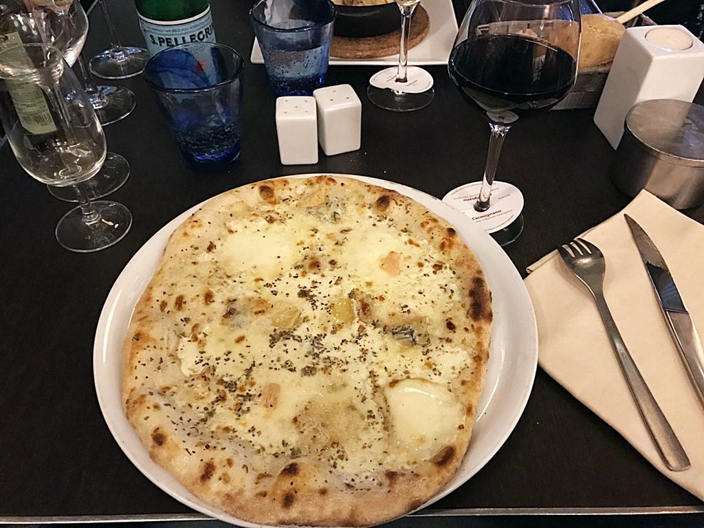 il ristorante pizza