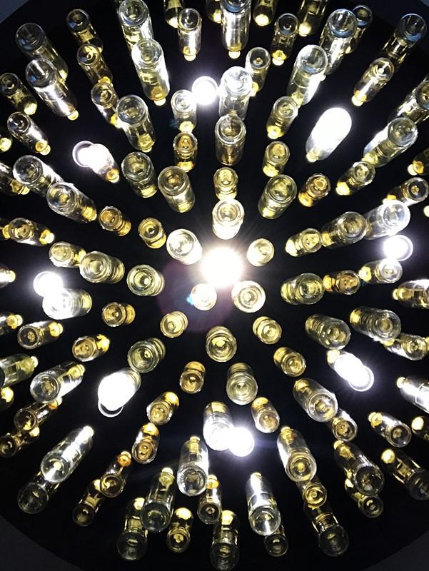 lustre bouteilles