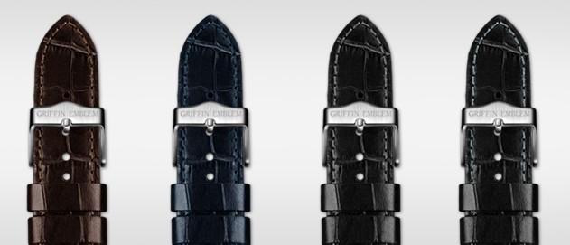 griffin emblem extra bracelets