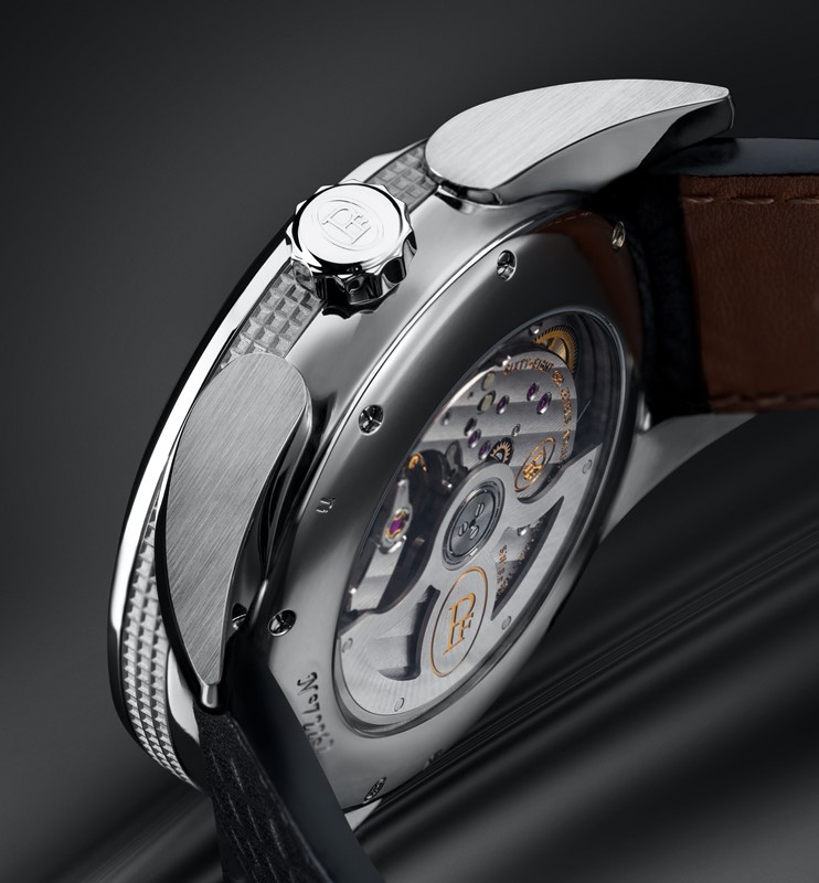 Bugatti aerolithe performance - mouvement pf335