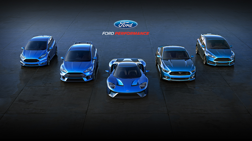 famille ford performance