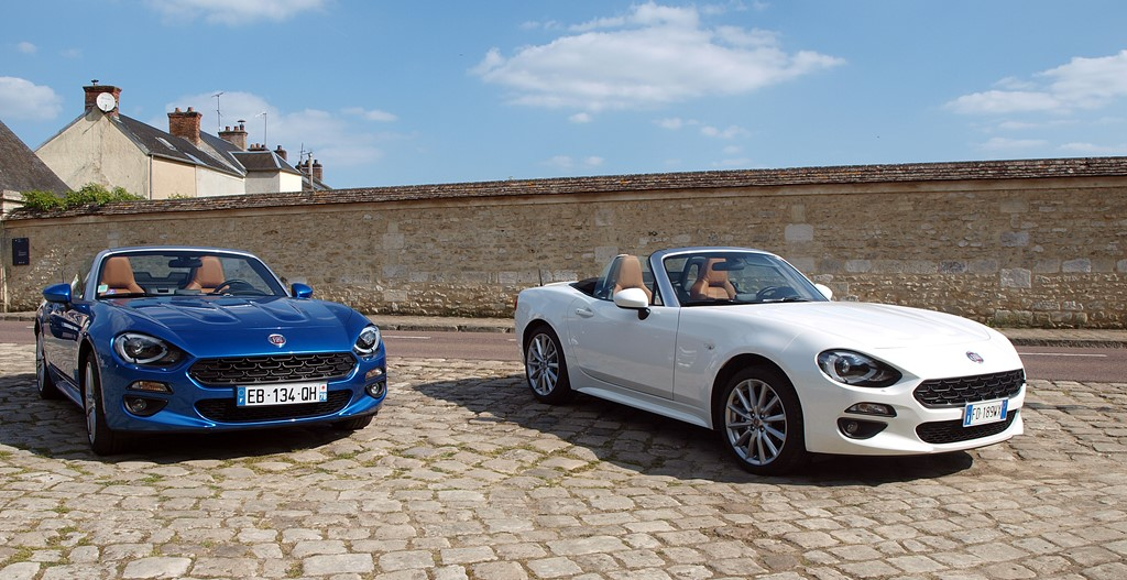 fiat 124 spider