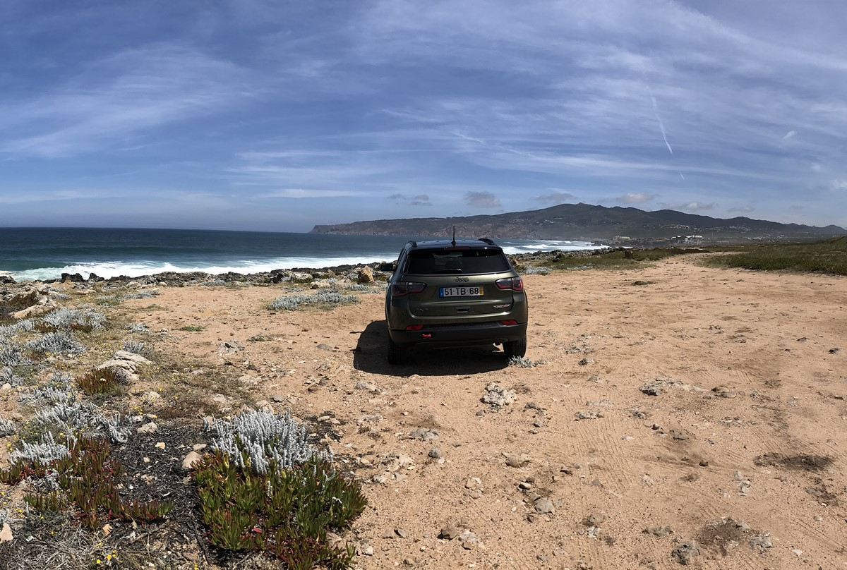jeep compass cascais