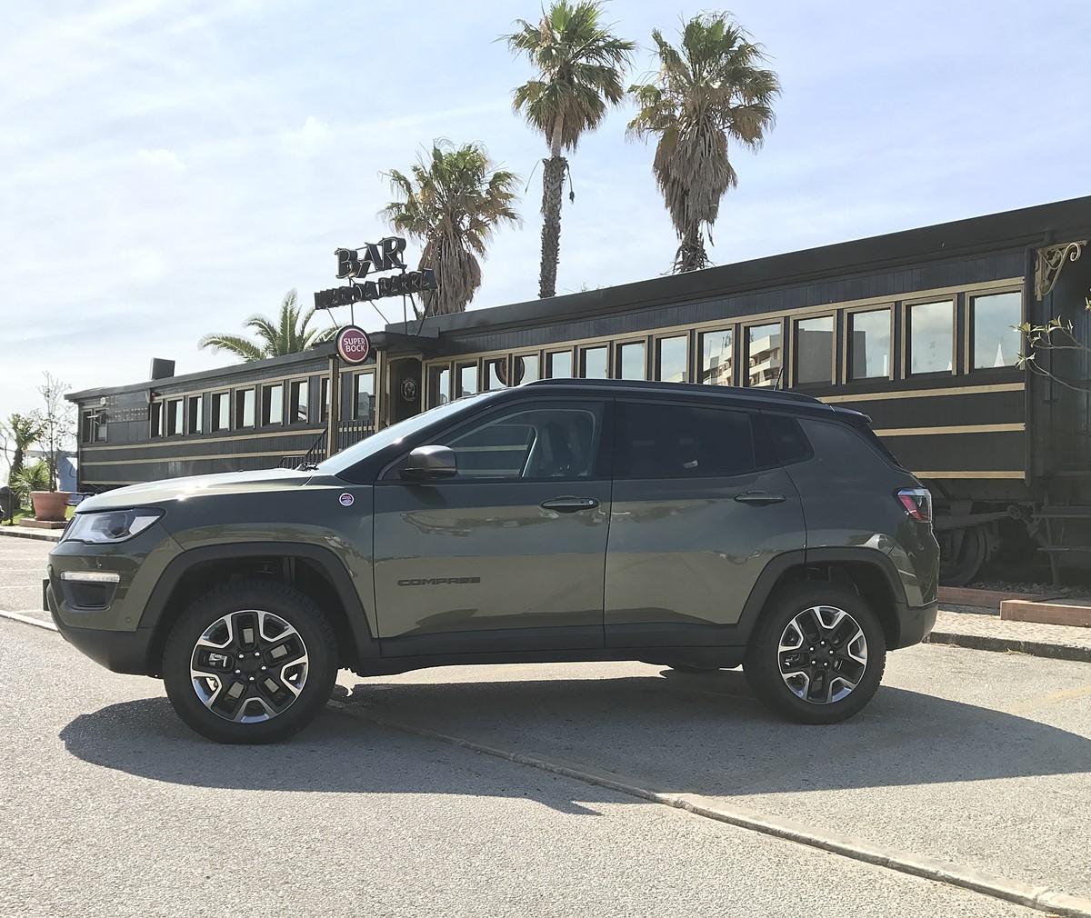jeep compass trailhawk cascais