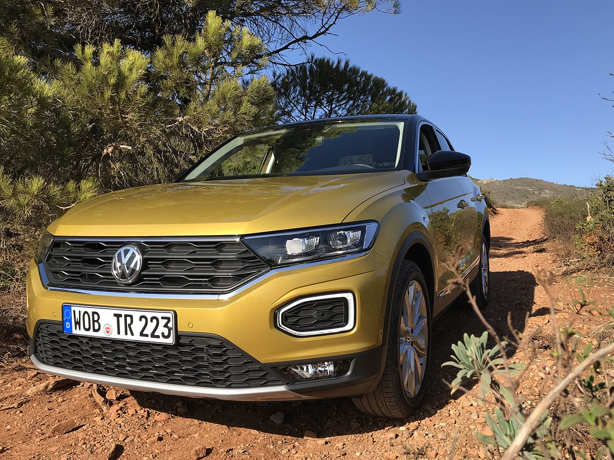 vw t-roc coffre nature