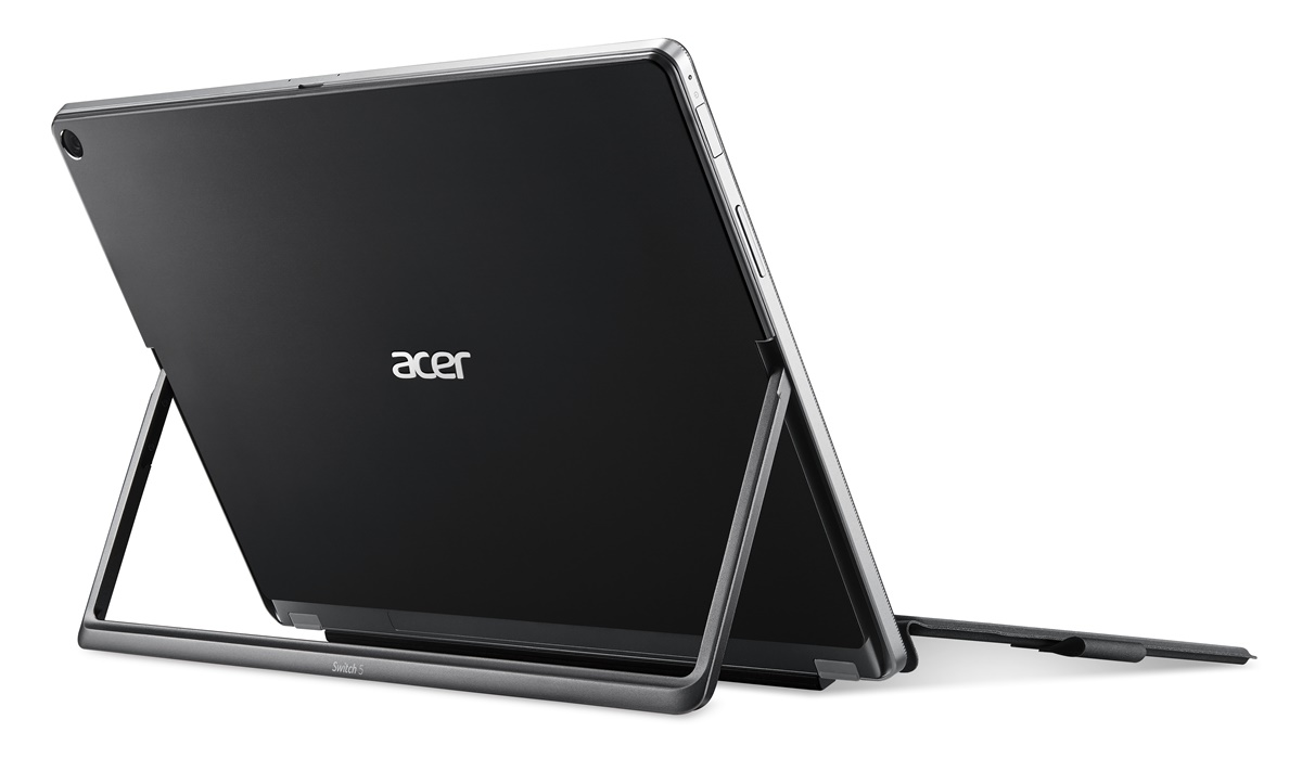 acer Switch 5 - vue de dos