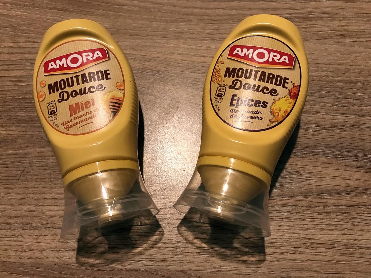 degustabox amora moutarde douce