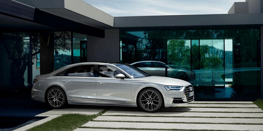 Audi A8 villa Audi
