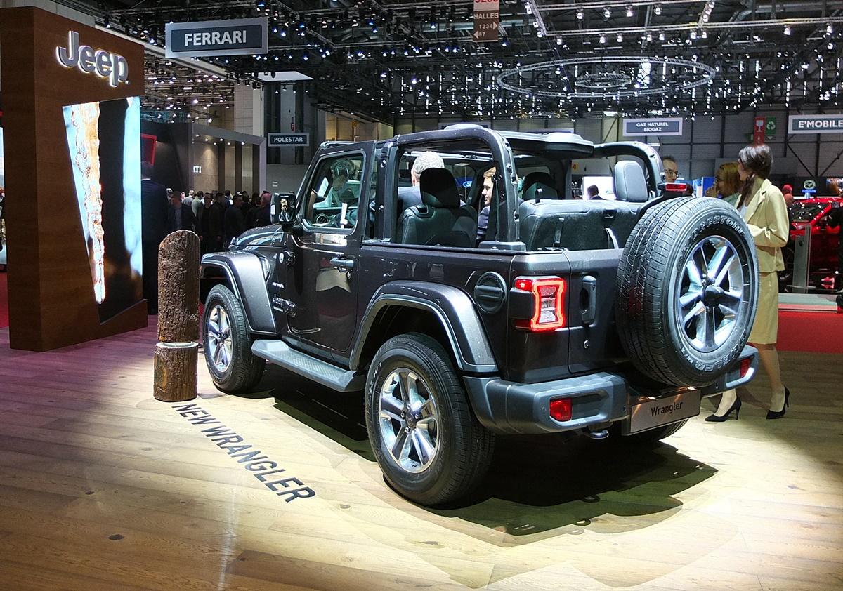 gims - Jeep new wrangler