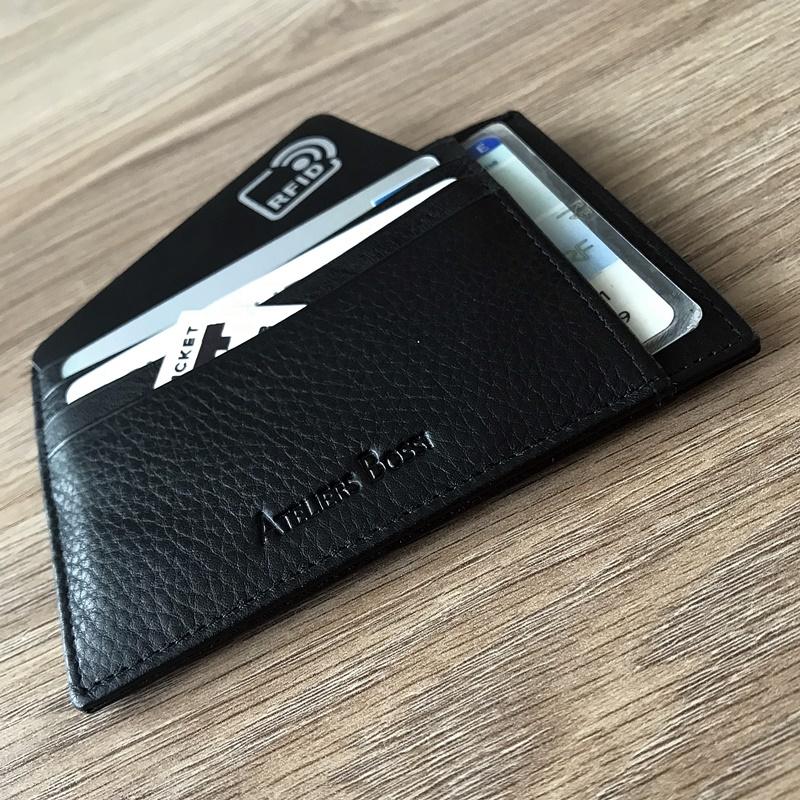 ateliers bossi porte cartes anti fraude
