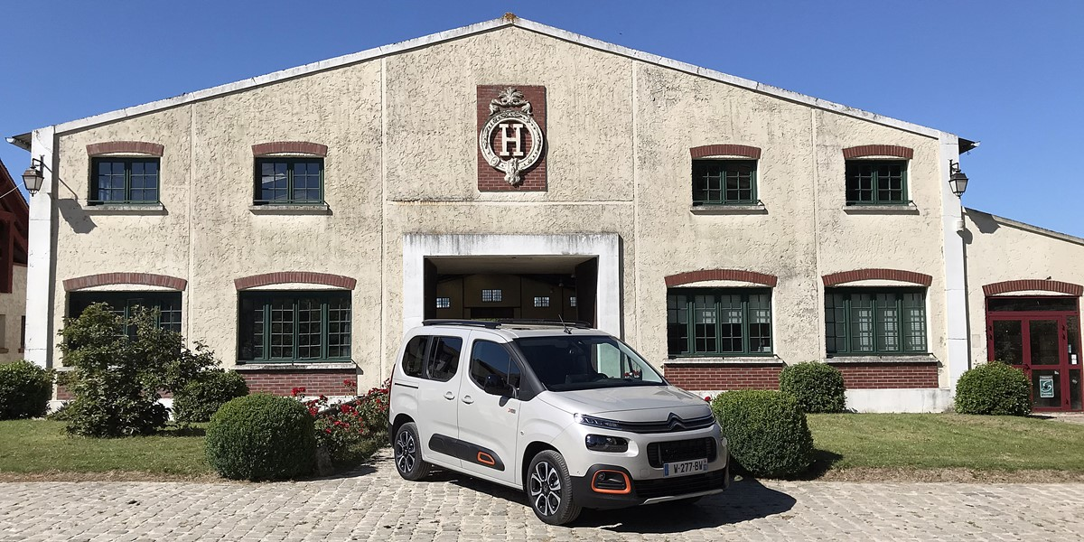 citroen berlingo haras