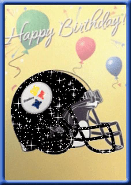 Steelers Happy Birthday Gifs Tenor