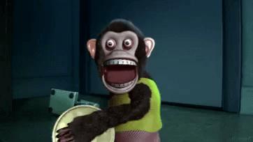Monkey On Toy Story 3 Gifs Tenor