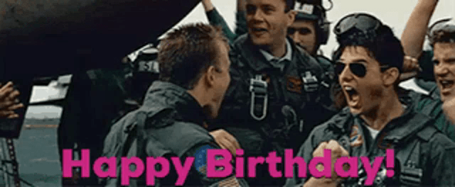 Happy Birthday Top Gun Gifs Tenor
