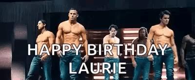 Happy Birthday From Channing Tatum Gifs Tenor