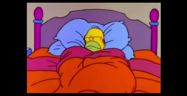 25 Best Memes About Homer Simpson In Bed Homer Simpson In