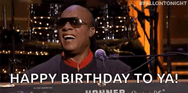 Stevie Wonder Happy Birthday Gifs Tenor