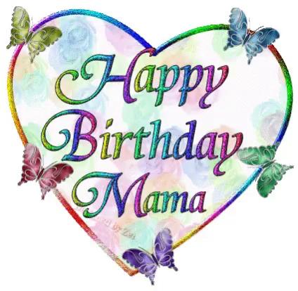 Happy Birthday Mama Gifs Tenor