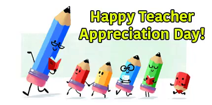 Teacher Appreciation Day GIFs | Tenor